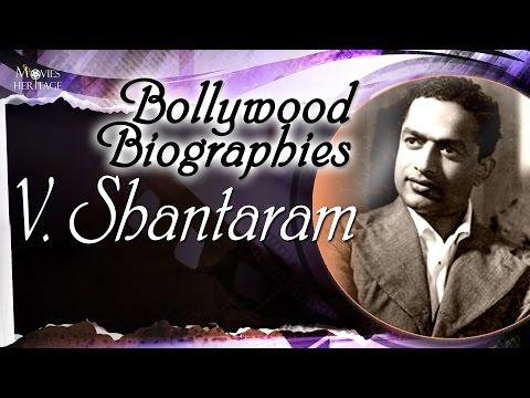 V. Shantaram | Bollywood Biographies | Indian Filmmaker & Producer