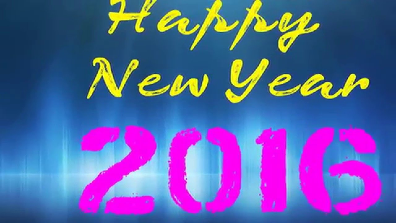 happy new year 2016 beautiful wishes in hindi greetingswhatsapp video youtube