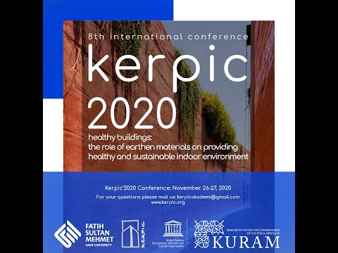 13 _KERPİC 2020 8th INTERNATIONAL CONFERENCE_ Session 6   Part 1
