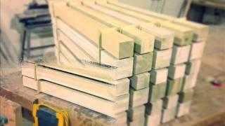 Old Fashion Woodworking, Nj Usa - Balustrades & Railing System / Part # 2