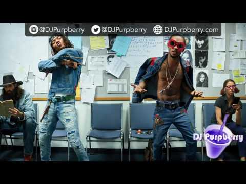 Rae Sremmurd ~ Swang (Chopped And Screwed) By DJ Purpberry