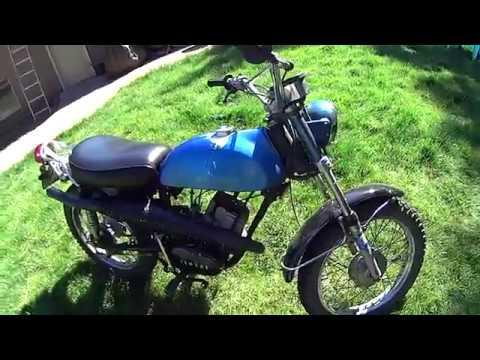 1970 Yamaha CT1 175 Enduro