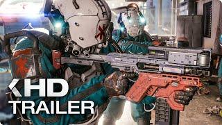 CYBERPUNK 2077 Trailer (E3 2018)