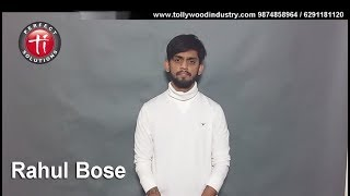Audition of Rahul Bose for a Hindi web series | web series auditions in kolkata