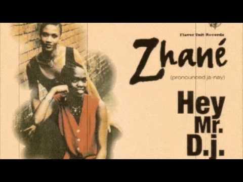 Zhane - Hey Mr DJ (Maurice's Club Mix) 1993