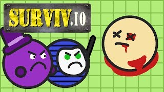 Duo mit GermanLetsPlay! | Surviv.io