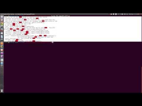 Practical Unix: Regular Expressions 1 - Motivation and Basics