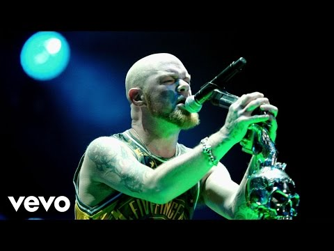 Five Finger Death Punch – Wash It All Away (Explicit)