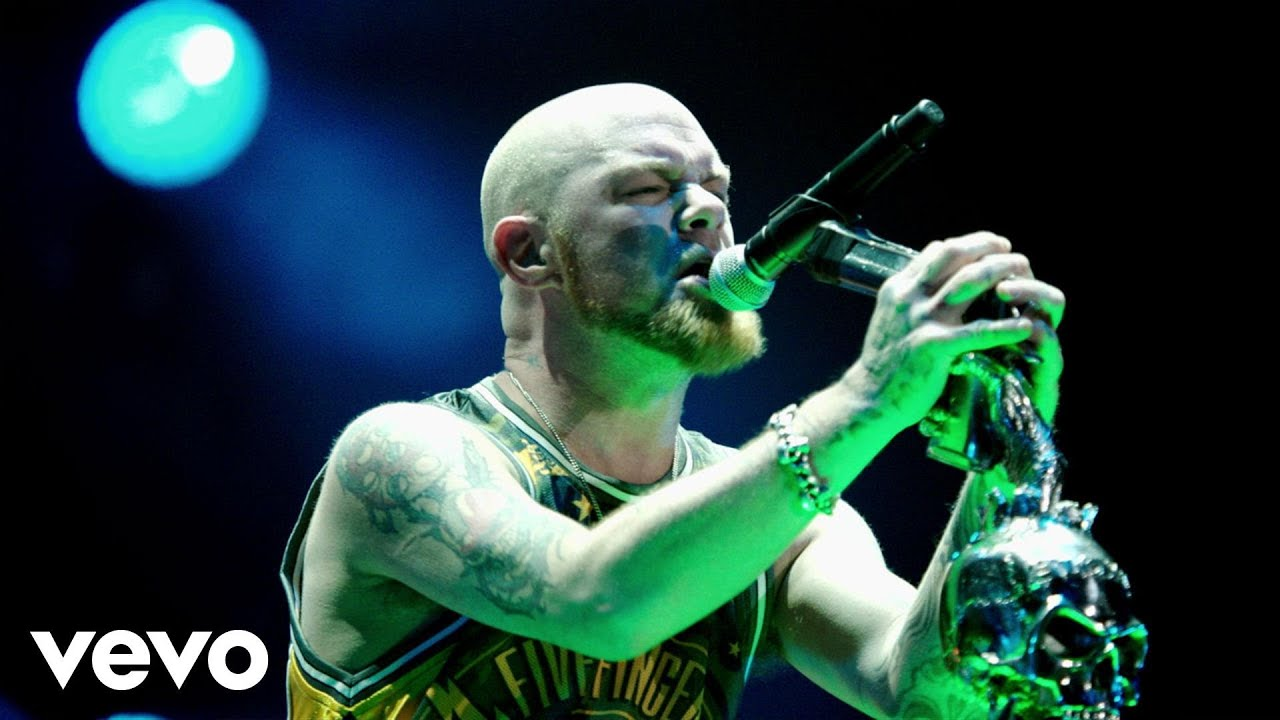 Five Finger Death Punch Wash It All Away Explicit Youtube