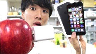 りんごでiPhone7は本当に充電できる
