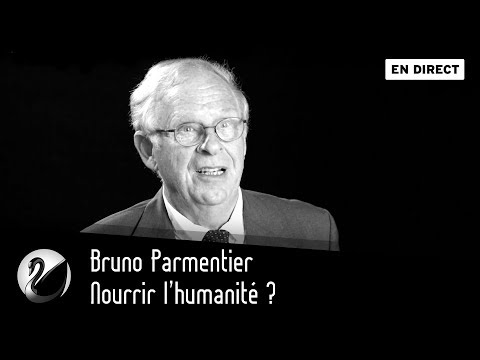 Bruno Parmentier : Nourrir l'humanité ? [EN DIRECT]
