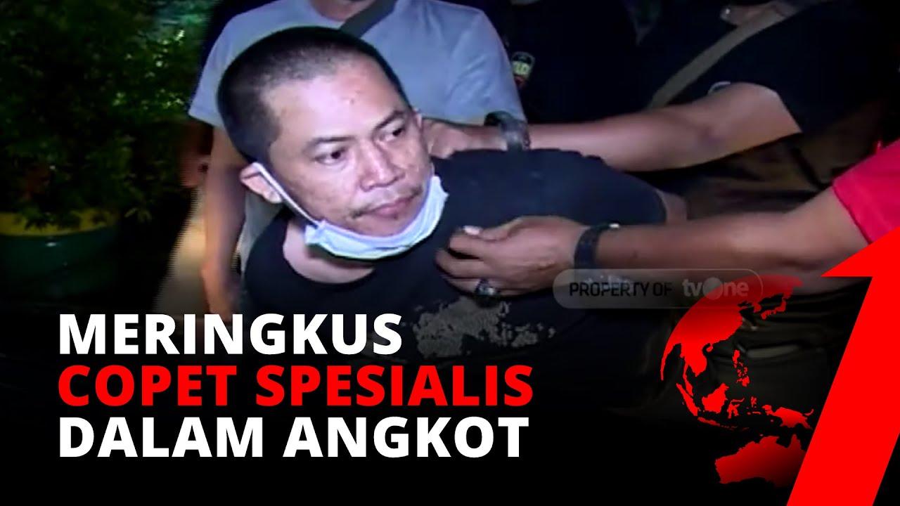 Komplotan Copet di Angkot | Buru Sergap tvOne