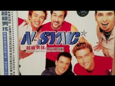 *NSYNC Foreign 2-Disc CD (Full Album)