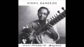 Nikhil Banerjee - Raag Marwa