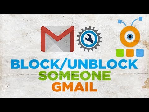 How To Block Or Unblock Someone On Gmail
