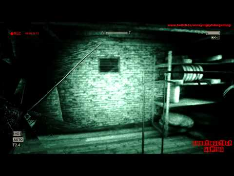 Outlast Walkthrough (Live Stream)1080p PC...