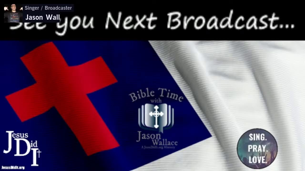 Download Bible Time with Jason ~ #672 ~ From Mess To Message ~ Isaiah 3 ~ Worship #jesusdidit #spl #hot