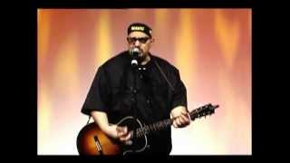 "Pat DiNizio Performs ""Behind the Wall of Sleep"""
