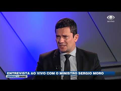 Sérgio Moro descarta disputar a Presidência em 2022