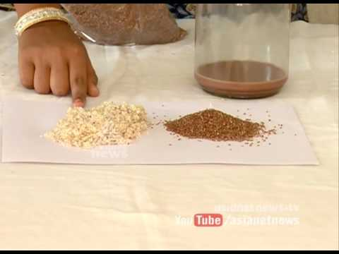 Sreelakshmi's Rice adulteration Test  |Children's Day special