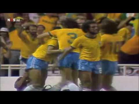 Brasil X URSS - Gol De Éder - Copa 1982 - Rádio Gazeta (SP)