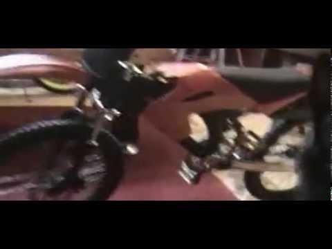 Travis Pastrana X Games Motobike Restoration Youtube