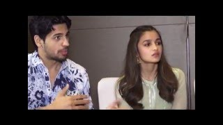 Kapoor & sons | exclusive interview with sidharth malhotra, alia bhatt and fawad khan