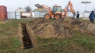 видео Строительство домов из газобетона и фундаментов