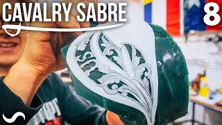 MAKING THE CAVALRY SABRE: Part 8