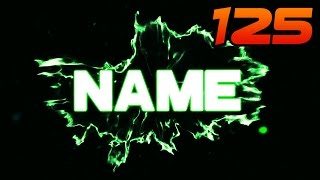 TOP 10 Intro Template #125 Sony Vegas Pro + Free Download