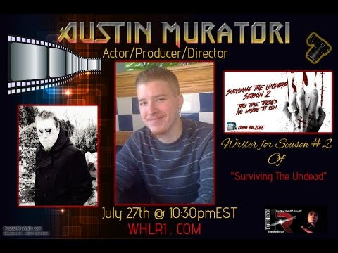 Keith Harris Show talks with Director/Writer/Producer/Actor Austin Muratori
