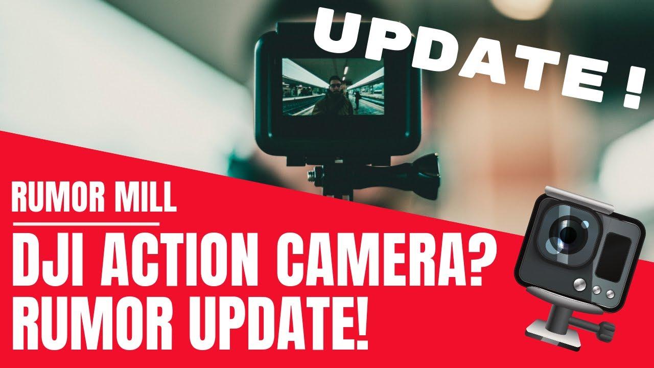 UPDATE - DJI Action Camera Rumor - To Compete With GoPro 7 Black - Geeksvana