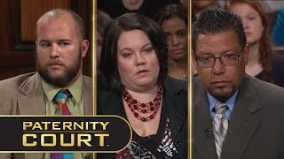 Woman Faked A Pregnancy Test To Test Her Ex (Full Episode) | Paternity Court thumbnail
