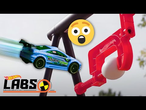 Invisible Energy | Hot Wheels Labs | Hot Wheels
