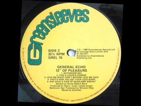 General Echo - This A Lover's Corner (12'' Of Pleasure - 1980)