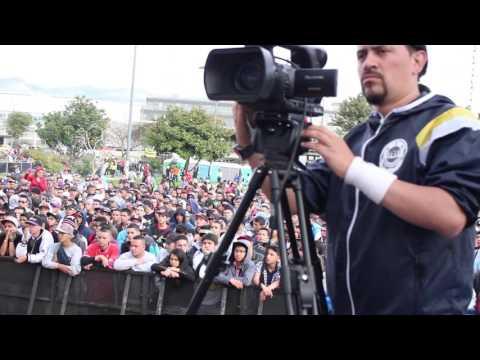 MENTE FLAPS - FIESTA ENGATIVA 12 AÑOS (2015) - ANTI LAW (Bogota - Colombia)
