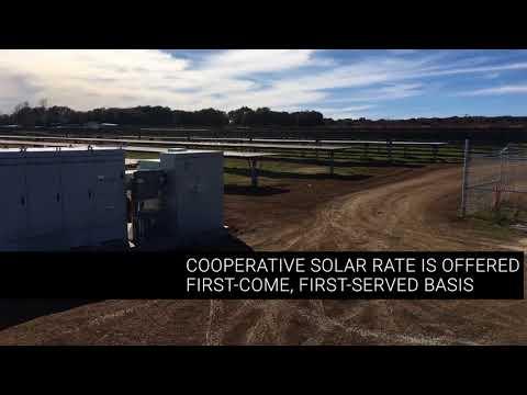 Johnson City 2 Megawatt Solar Facility Fully Operational