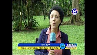TENDANCES ECONOMIQUES  -  ENJEUX D'URBANISATION ET INDUSTRIALISATION EN AFRIQUE  Equinoxe tv