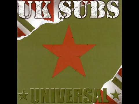 U.K.Subs - Universal - 2002