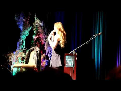 Supernatural Vegascon17 Kathryn Newton Full Panel