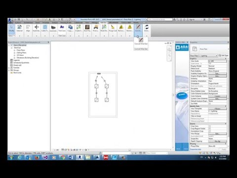 Revit plugin that convert wire from awg to mm by bim soft youtube revit plugin that convert wire from awg to mm by bim soft keyboard keysfo Gallery