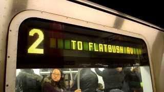 MTA New York City Subway : Hoyt Street [ IRT Eastern Parkway Line ]