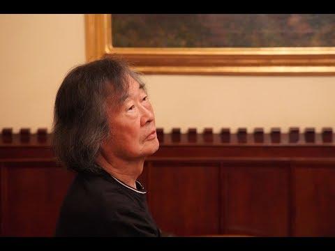 MÁV Szimfonikusok 20180518 - Kobayashi Ken-Ichiro interjú