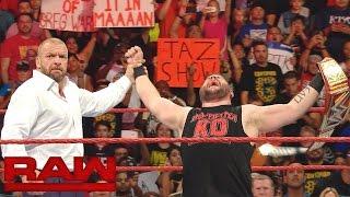 WWE Raw 29/8/16 Highlights HD - WWE Monday Night Raw 29th August Highlights HD