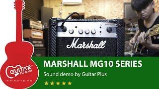MARSHALL MG SERIES | GUITARPLUS