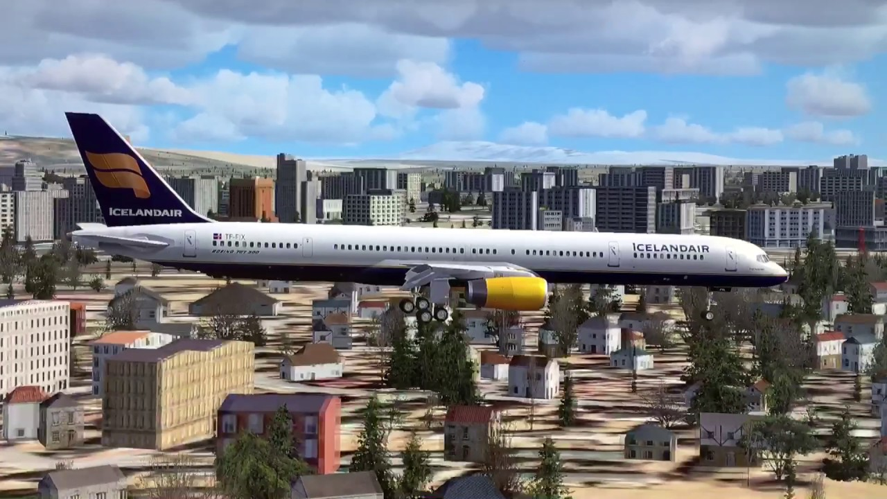 fsx iceland airports