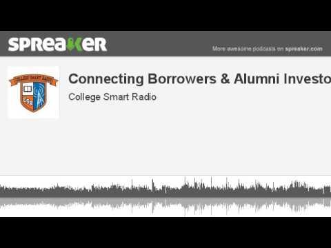 Connecting Borrowers & Alumni Investors with SoFi