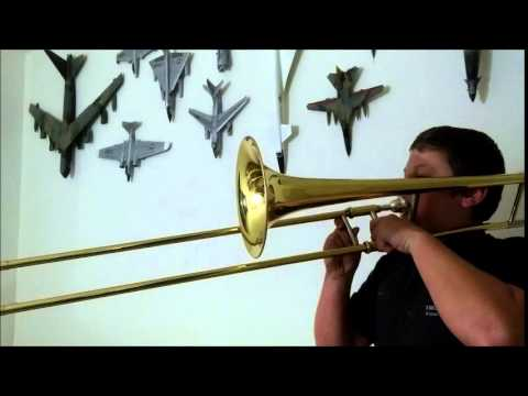 2001 A Space Odyssey Trombone