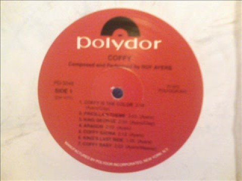 Roy Ayers - Coffy is the Color - Coffy Sndtrk