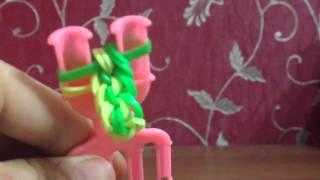 Как сделать браслеты из резинок